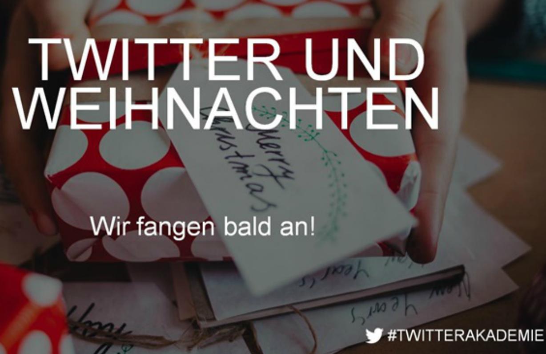 Twitter Tipps zu Weihnachten