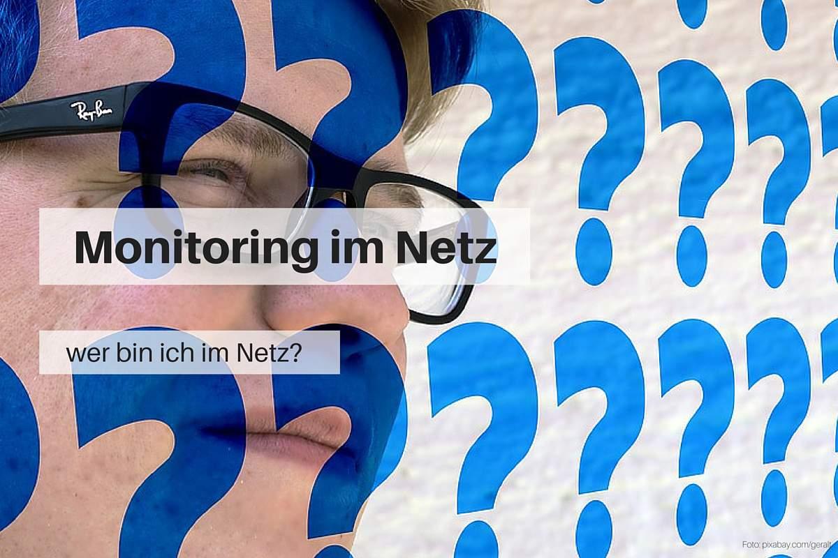 Monitoring im Netz